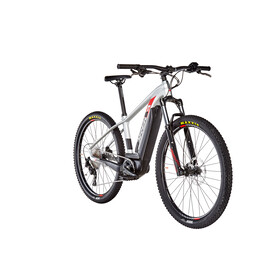 "ORBEA Keram Max E-mountainbike 27,5"" sølv"
